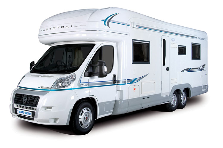 Motorhome Glazing - European class and RV windscreen replacement